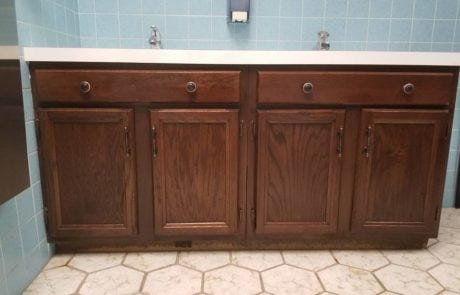 hammond golden cabinetry repair